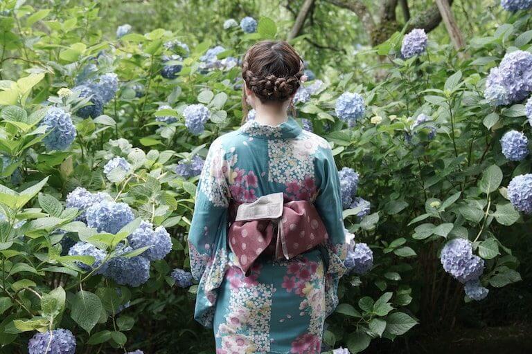 【wargo和服租借實際體驗評價推薦】前往鎌倉當和風美人吧〜京都、淺草、日本各地都有分店!